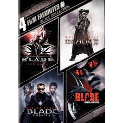 4 Film Favorites: Blade Collection (DVD)