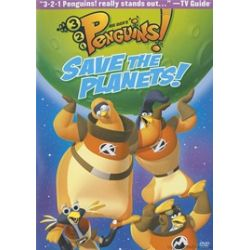 3-2-1 Penguins: Save The Planets! (DVD)