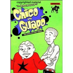 Adventures Of Chico & Guapo, The: Season 1 (DVD 2006)