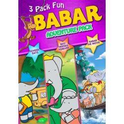 Babar: 3 DVD Adventure Pack (DVD)