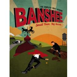 Banshee: The Complete First Season (DVD 2013)