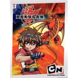 Bakugan: Battle Brawlers - Volume 1 (DVD 2008)