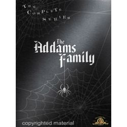 Addams Family, The: Complete Series Box Set (DVD 1964)
