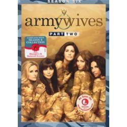 Army Wives: Season Six - Part Two (DVD 2012)