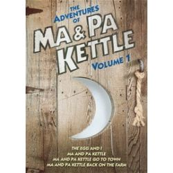 Adventures Of Ma And Pa Kettle, The: Volume 1 (DVD 1949)