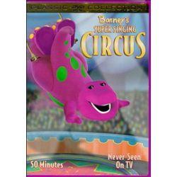 Barney: Barney's Super Singing Circus (DVD 2000)