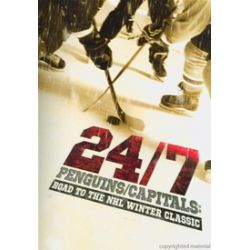 24/7 Penguins/Capitals: Road To The NHL Winter Classic (DVD 2011)