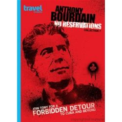 Anthony Bourdain: No Reservations - Collection 7 (DVD)
