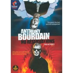 Anthony Bourdain: No Reservations - Collection 5 (DVD 2010)