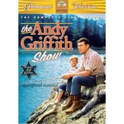 Andy Griffith Show, The: The Complete First Season (DVD 1960)