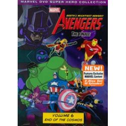 Avengers, The: Earth's Mightiest Heroes! - Volume 6 (DVD)