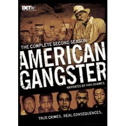 American Gangster: The Complete Second Season (DVD 2007)