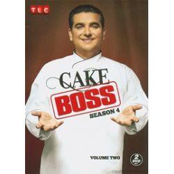 Cake Boss: Season 4 - Volume 2 (DVD 2011)