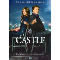 Castle: The Complete Third Season (DVD 2011)
