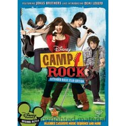 Camp Rock: Extended Rock Star Edition (DVD 2008)