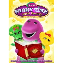 Barney: Storytime With Barney (DVD 2014)