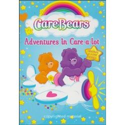 Care Bears: Adventures In Care-a-lot (DVD 1986)