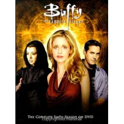 Buffy The Vampire Slayer: Season Six (DVD 2001)