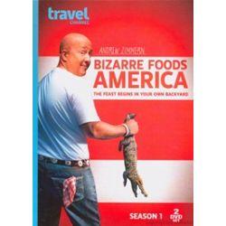 Bizarre Foods: America - Season One (DVD)