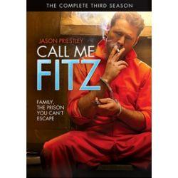 Call Me Fitz: The Complete Third Season (DVD 2013)