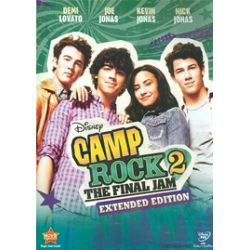 Camp Rock 2: The Final Jam - Extended Edition (DVD 2010)