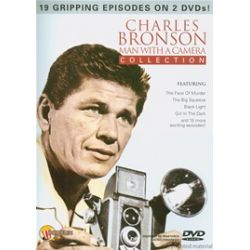 Charles Bronson: Man With A Camera Collection (DVD 2011)