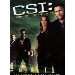 CSI: Crime Scene Investigation - The Complete Fifth Season (DVD 2005)