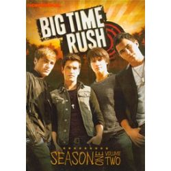 Big Time Rush: Season One - Volume Two (DVD 2010)