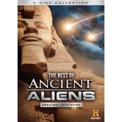 Best Of Ancient Aliens: Greatest Mysteries (DVD 2010)