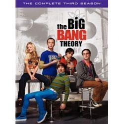 Big Bang Theory, The: The Complete Third Season (DVD 2009)