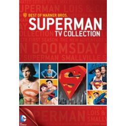 Best Of Warner Bros., The: Superman TV Collection (DVD)