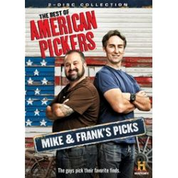 Best Of American Pickers: Mike And Frank's Picks (DVD)