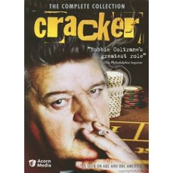 Cracker: Complete Collection (DVD)