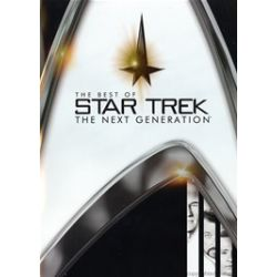 Best Of Star Trek, The: The Next Generation (DVD 1989)