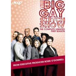 Big Gay Sketch Show, The: The Complete First Season (DVD 2006)