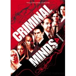 Criminal Minds: The Fourth Season (DVD 2008)