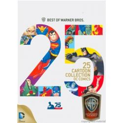 Best Of Warner Bros.: 25 Cartoon Collection - DC Comics (DVD)