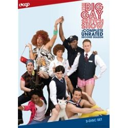 Big Gay Sketch Show, The: The Complete Unrated Second Season (DVD 2007)