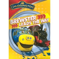Chuggington: Brewster Leads The Way (DVD 2014)