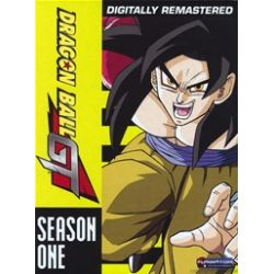 Dragon Ball GT: Season One (DVD)