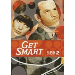 Get Smart: Season 2 (DVD 1966)