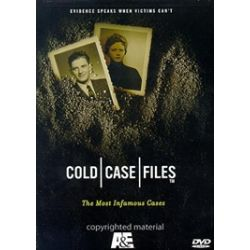 Cold Case Files: The Most Infamous Cases (DVD 2005)