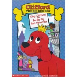 Clifford: King Clifford/ Be My Big Red Valentine (DVD 2003)