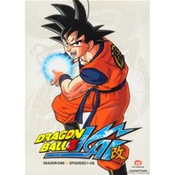 Dragon Ball Z Kai: Season One (DVD 2009)