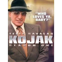 Kojak: Season One (DVD 1973)