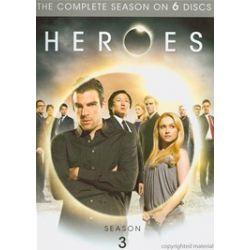 Heroes: Season 3 (Repackage) (DVD 2008)