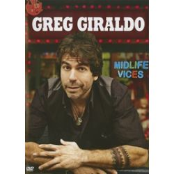 Greg Giraldo: Midlife Vices (DVD 2009)