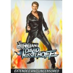 Comedy Central Roast Of David Hasselhoff: Extended And Uncensored (DVD 2010)
