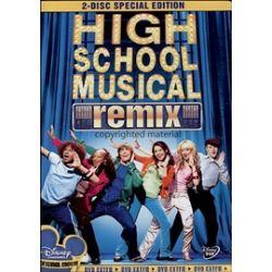 High School Musical: Remix Edition (DVD 2006)