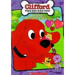 Clifford: Everyone Loves Clifford! / Good Friends, Good Times (DVD 2005)